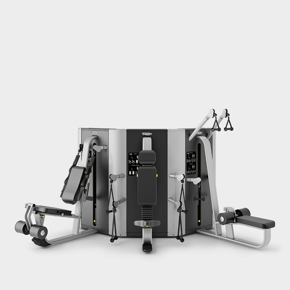 PLURIMA MULTISTATION - WALL Technogym