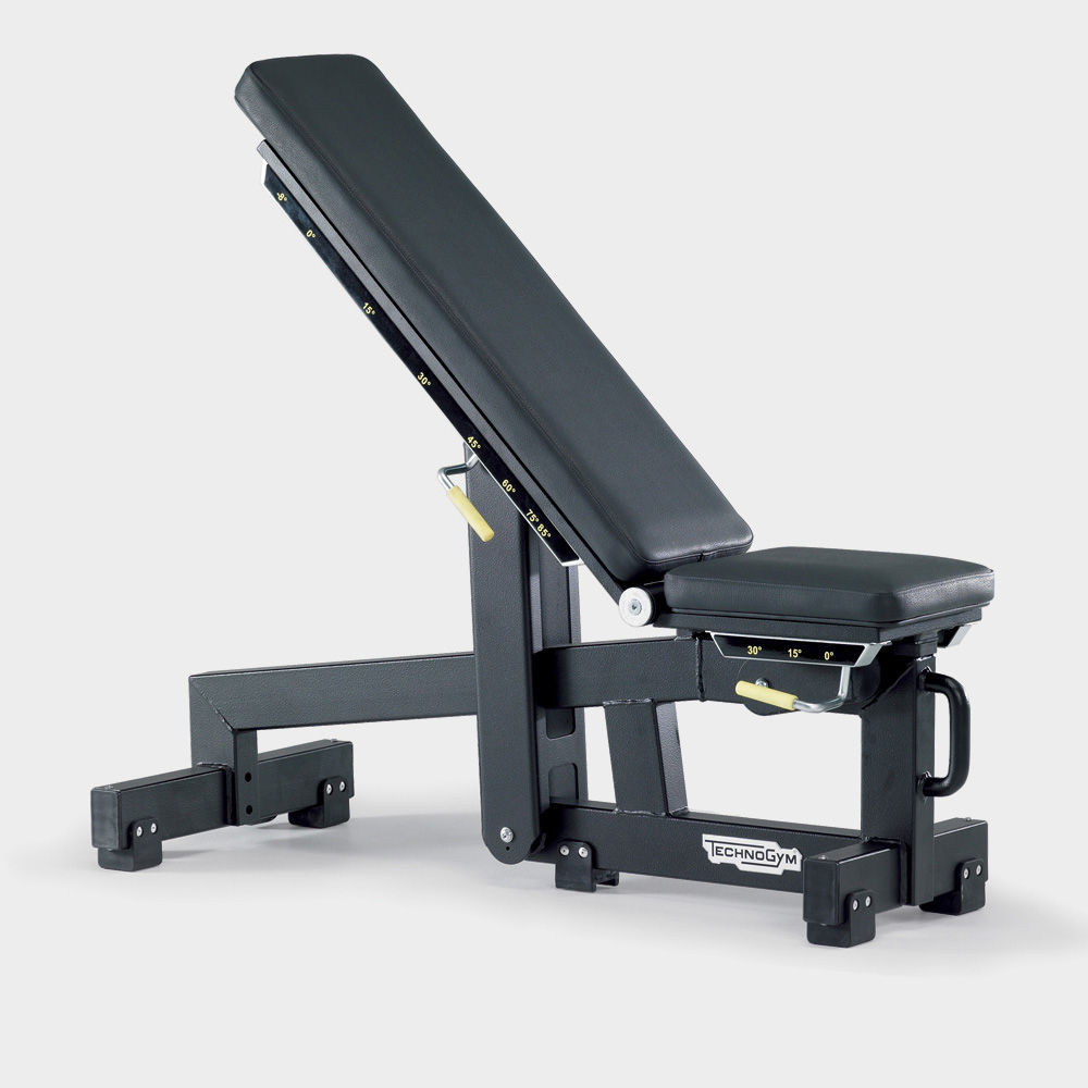ADJUSTABLE BENCH - PG04 Technogym
