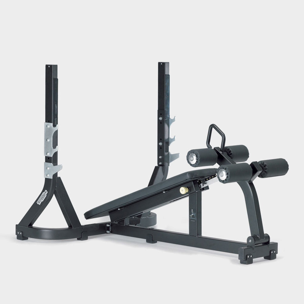 PURE - OLYMPIC DECLINE BENCH Technogym