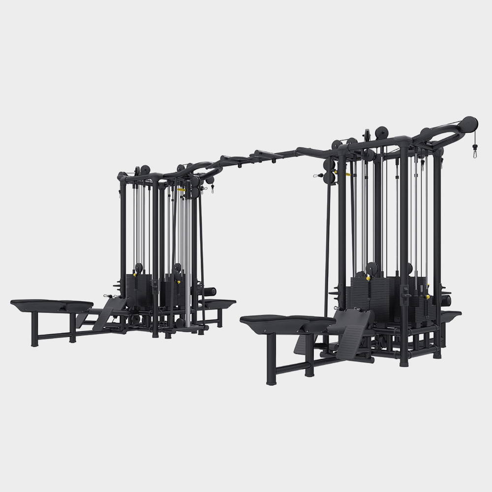 CABLE STATIONS 8 Technogym