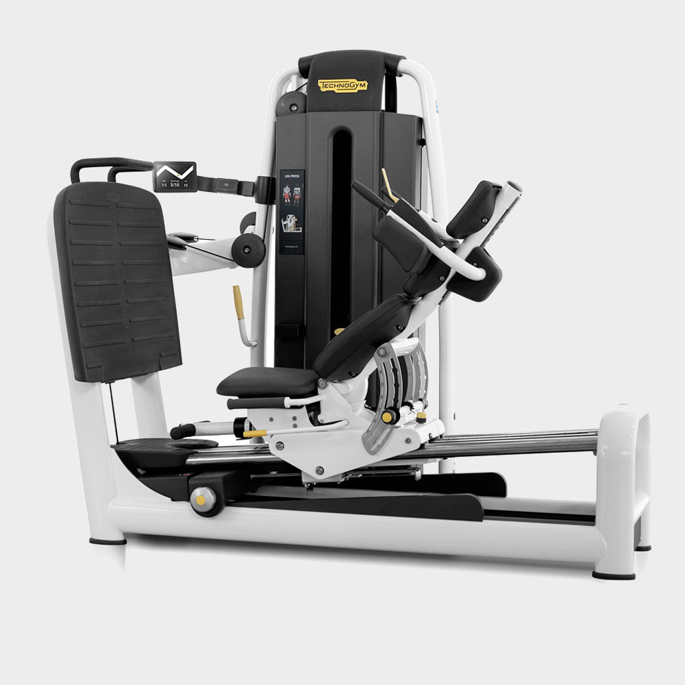 SELECTION - LEG PRESS MED Technogym
