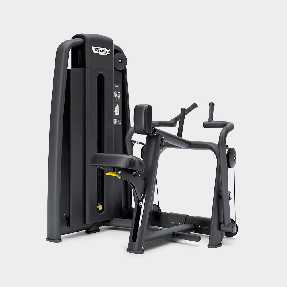 Selection 700 - Low Row Technogym