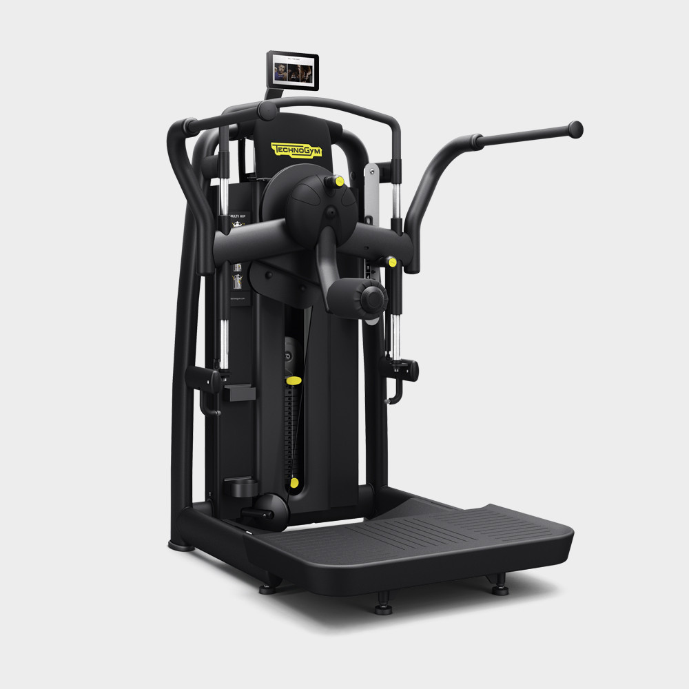 Selection 900 - Multi Hip Technogym
