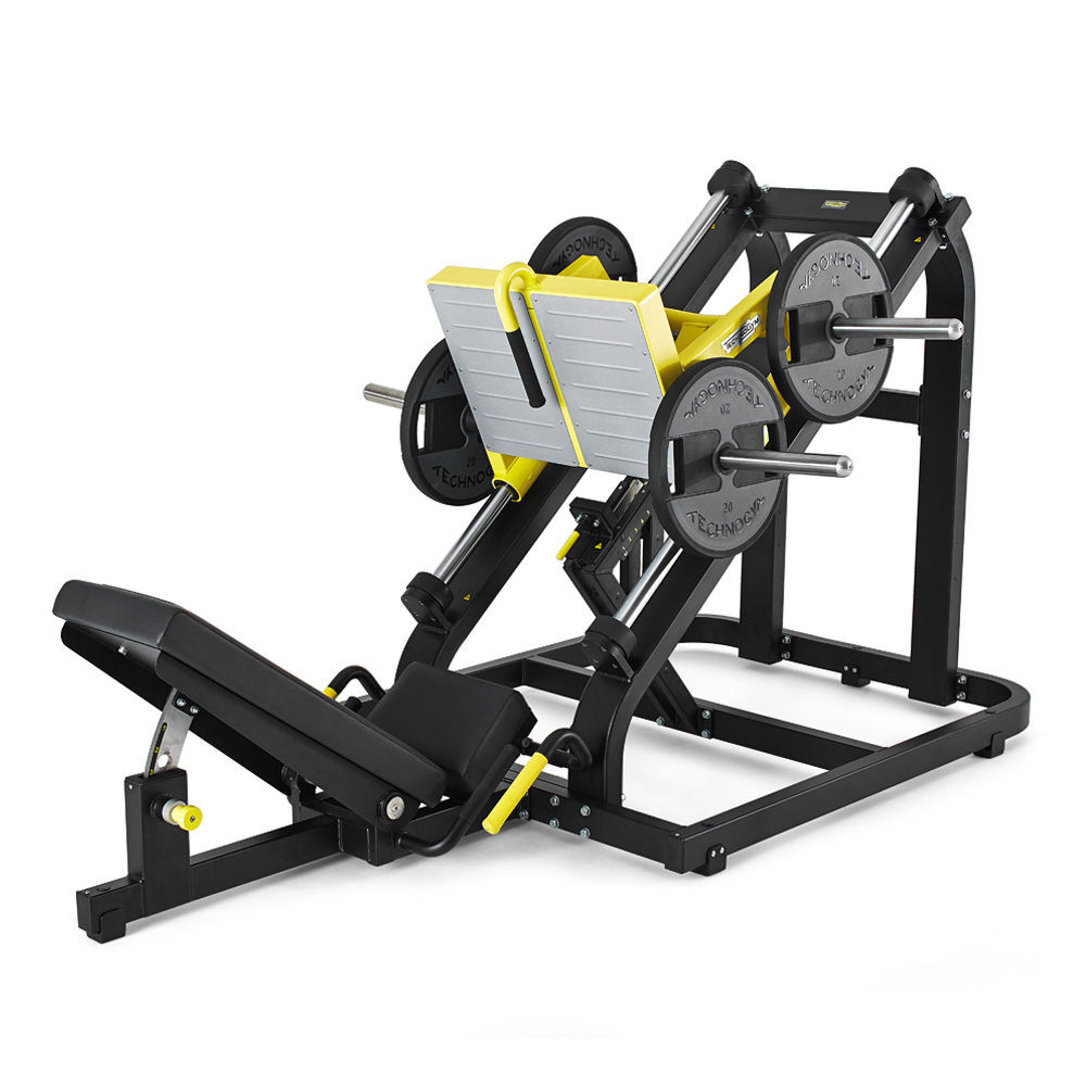 PURE – LINEAR LEG PRESS