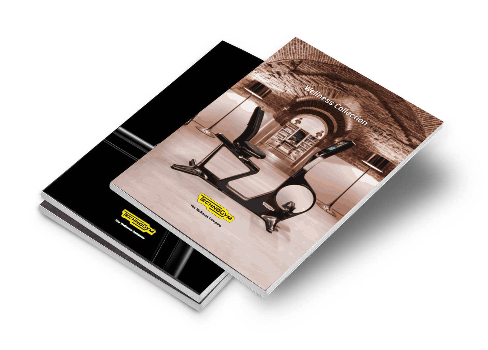 Technogym catalogue
